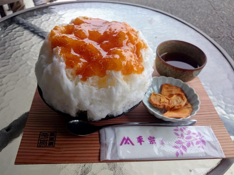 柿氷 / 法隆寺